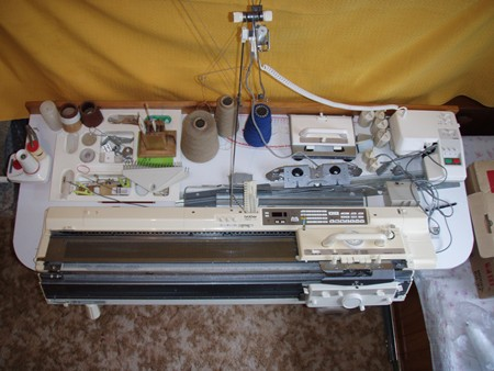 knittingmachinetabletop Knitting Machine Table